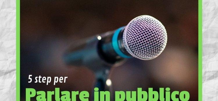 Come parlare in pubblico